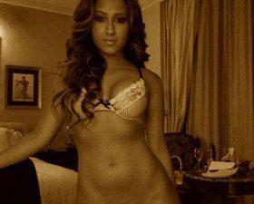 Adrienne Bailon leaked naked pics