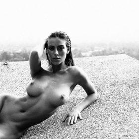 Alejandra Guilmant hot boobs