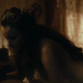 Alex McGregor hot boobs