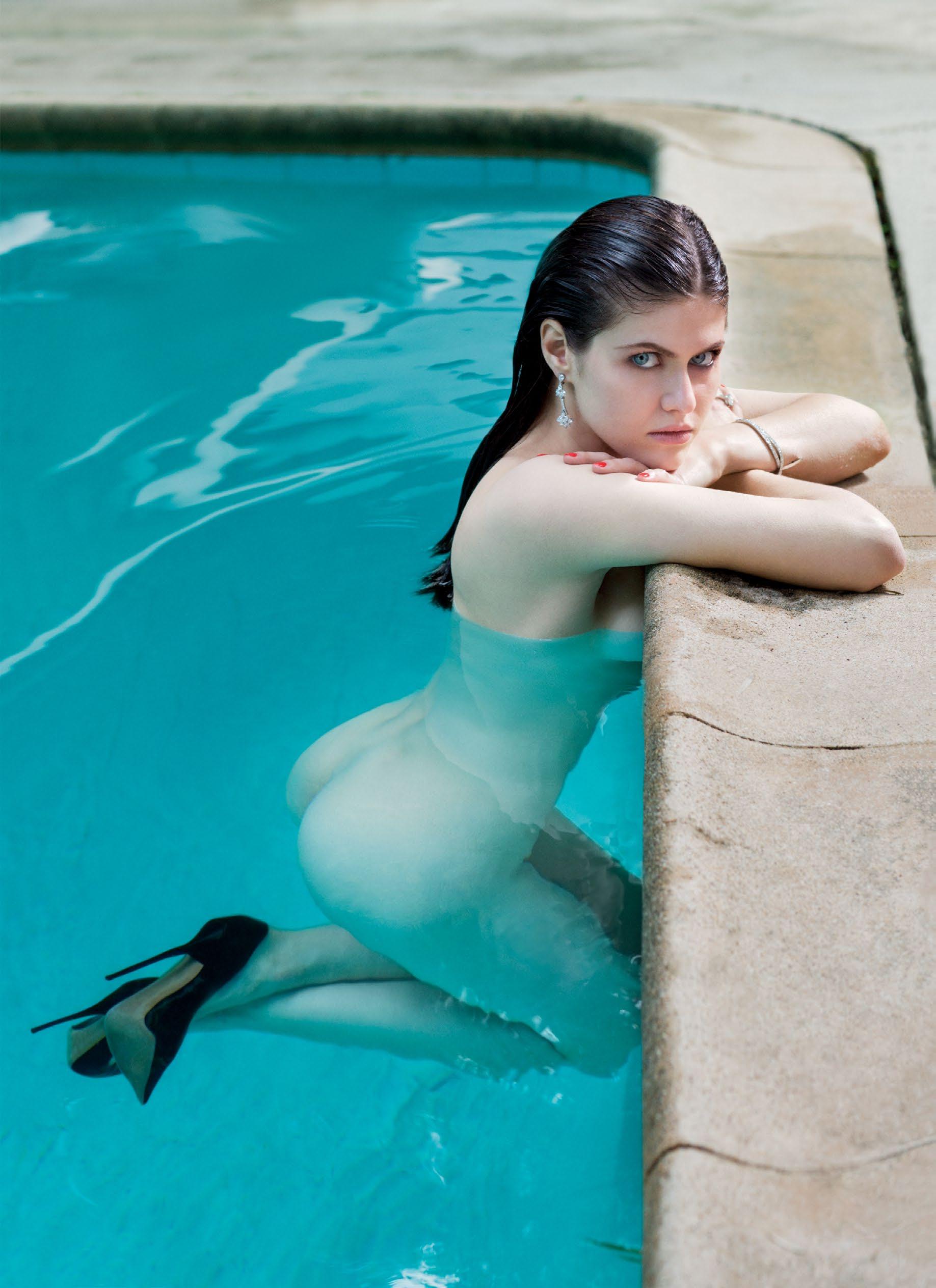 Alexandra Daddario fappening leak