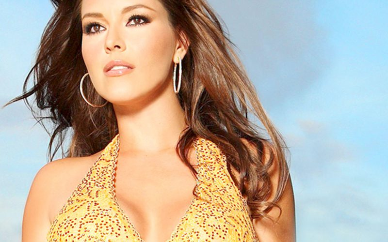 Topless Alicia Machado nude (56 pictures) Topless, 2019, braless