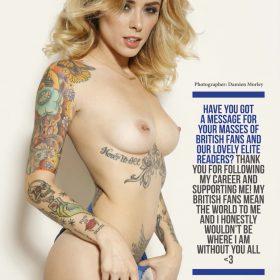 nude pics of Alysha Nett