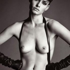 Amber Valletta sexy nude pic
