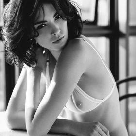 Andi Muise boobs