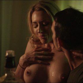 Andrea Lowell hot boobs
