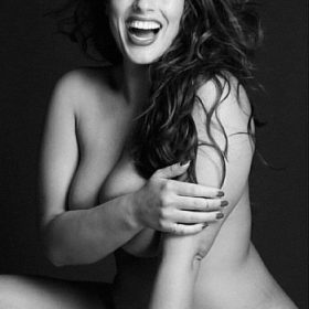 Ashley Graham naked
