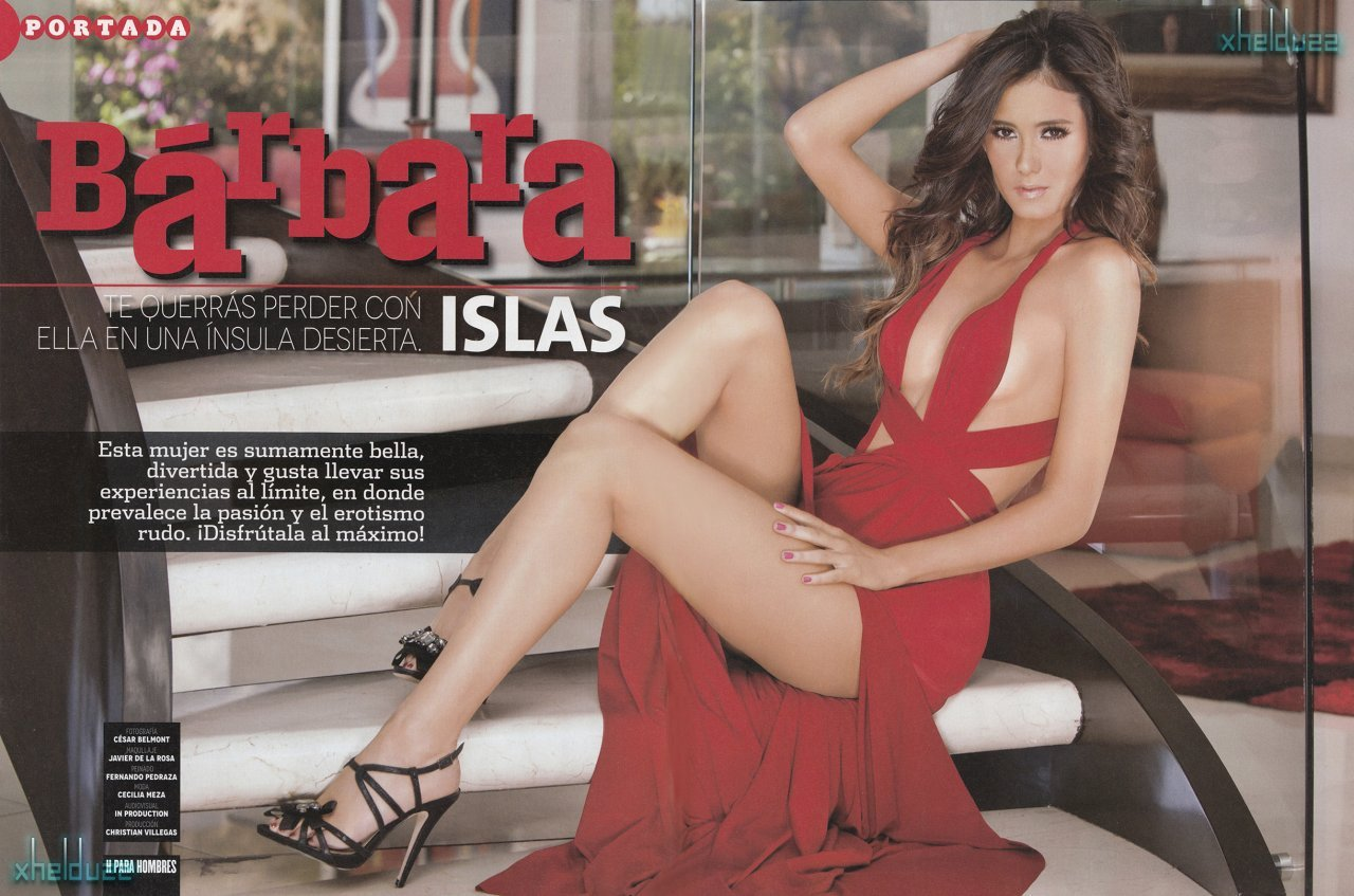 Barbara Islas xxx image