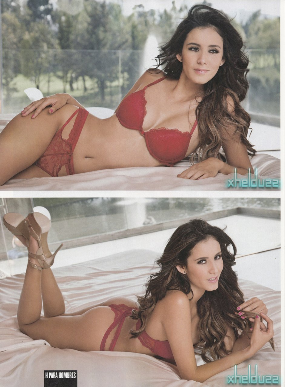 Barbara Islas nude boobs