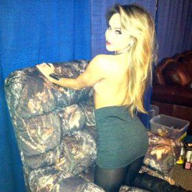 Becca Tobin tits