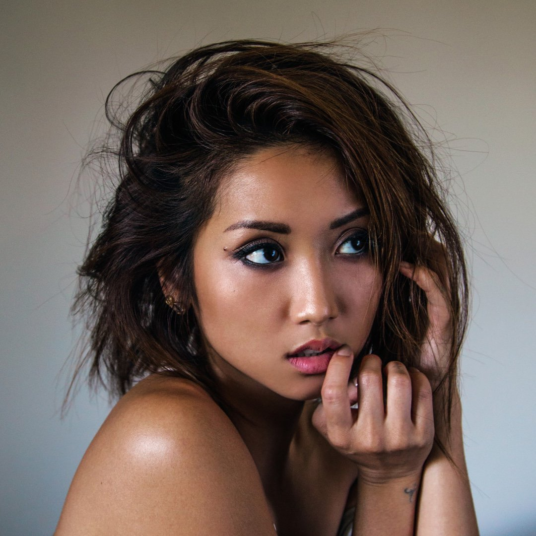 Brenda Song topless