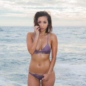 Brenda Song tits