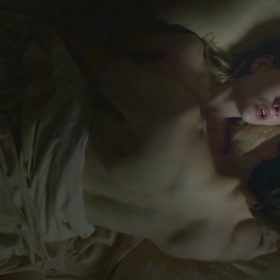 Britt Robertson tits