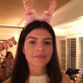 Casey Wilson pussy pic