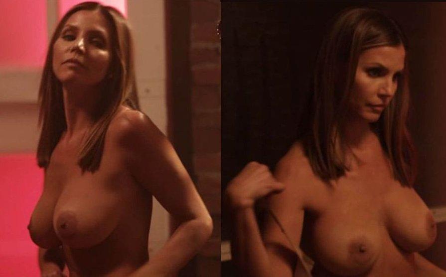 Charisma Carpenter nude boobs