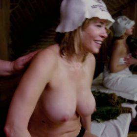 many naked girls behaving badly