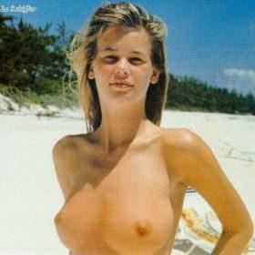 Claudia Schiffer boobs