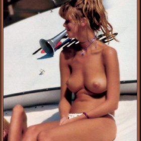 Claudia Schiffer big boobs