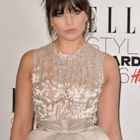 Daisy Lowe pussy showing
