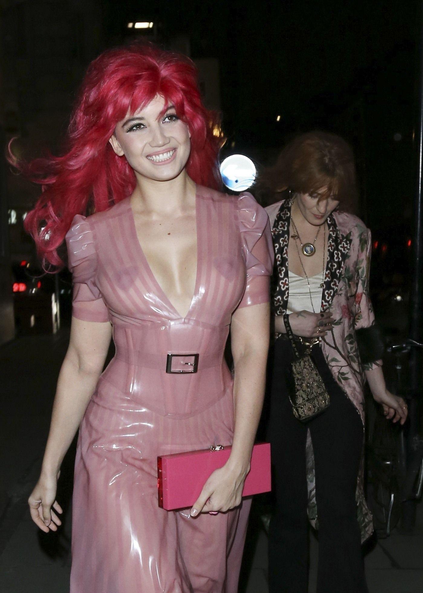 Daisy Lowe big boobs