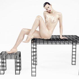 nude pics of Drake Burnette