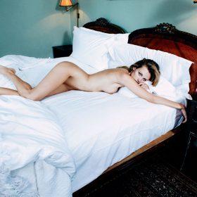 Edita Vilkeviciute boobs