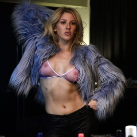 Ellie Goulding sexy nude pic