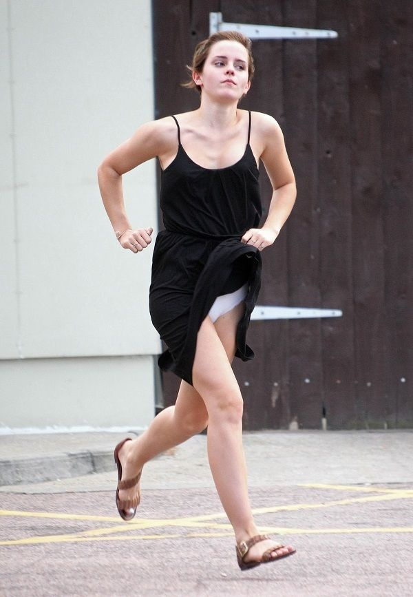 Emma Watson nipples exposed
