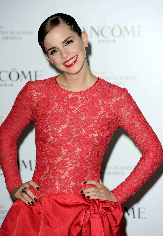 Emma Watson slip