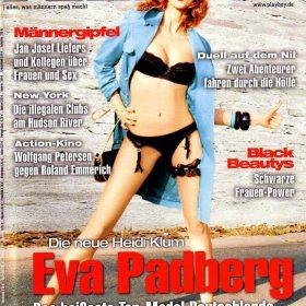Eva Padberg naked