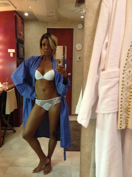 Gabrielle Union nipples exposed