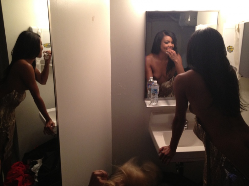 Gabrielle Union pussy pic