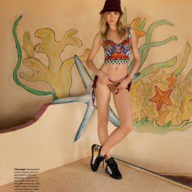 Ginta Lapina naked