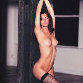 Hilary Rhoda leaked naked pics