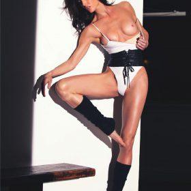 Hilary Rhoda sexy leaks