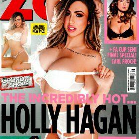Holly Hagan fappening leak