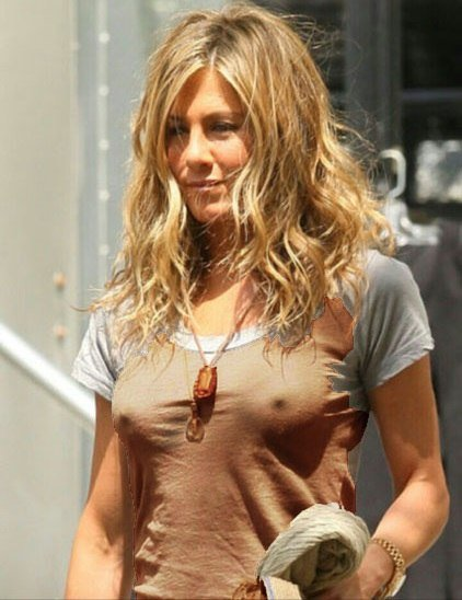 Slap Tv Actress Jennifer Aniston Nude Leaked Pics -3791