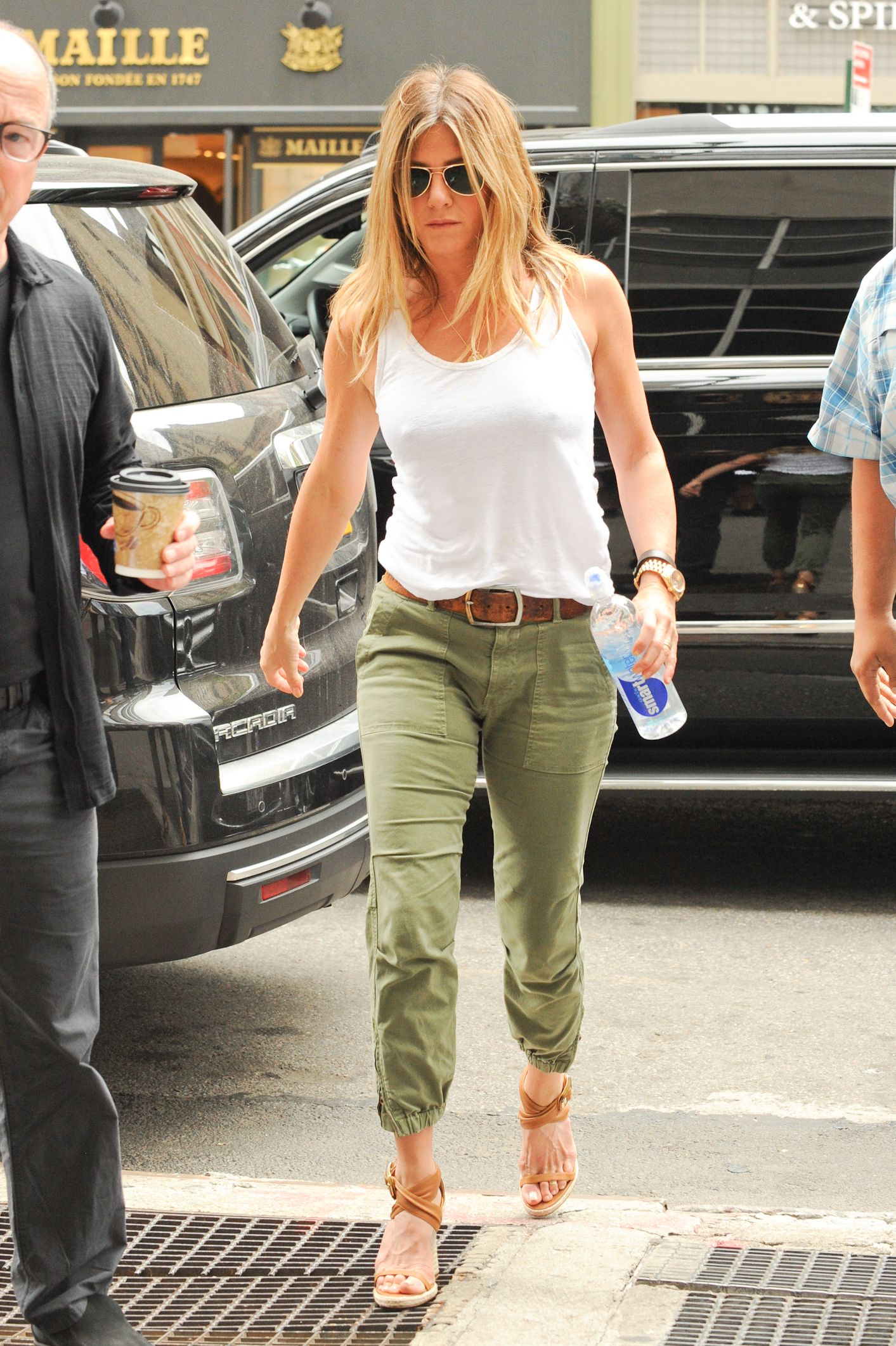 Slap Tv Actress Jennifer Aniston Nude Leaked Pics - Fappening Sauce-5434