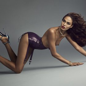 Joan Smalls riding big cock