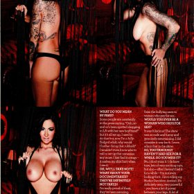 Jodie Marsh nude boobs