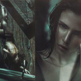 Julia Lescova nude pic