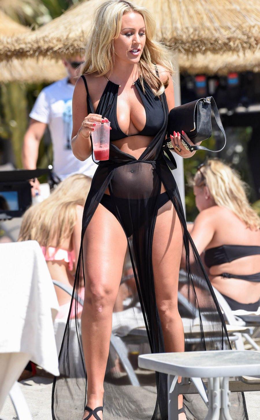 Kate Wright tits