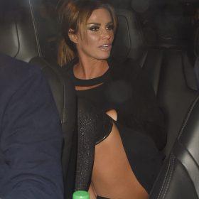 Katie Price ass