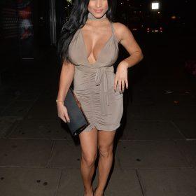 Kayleigh Morris pussy fucking