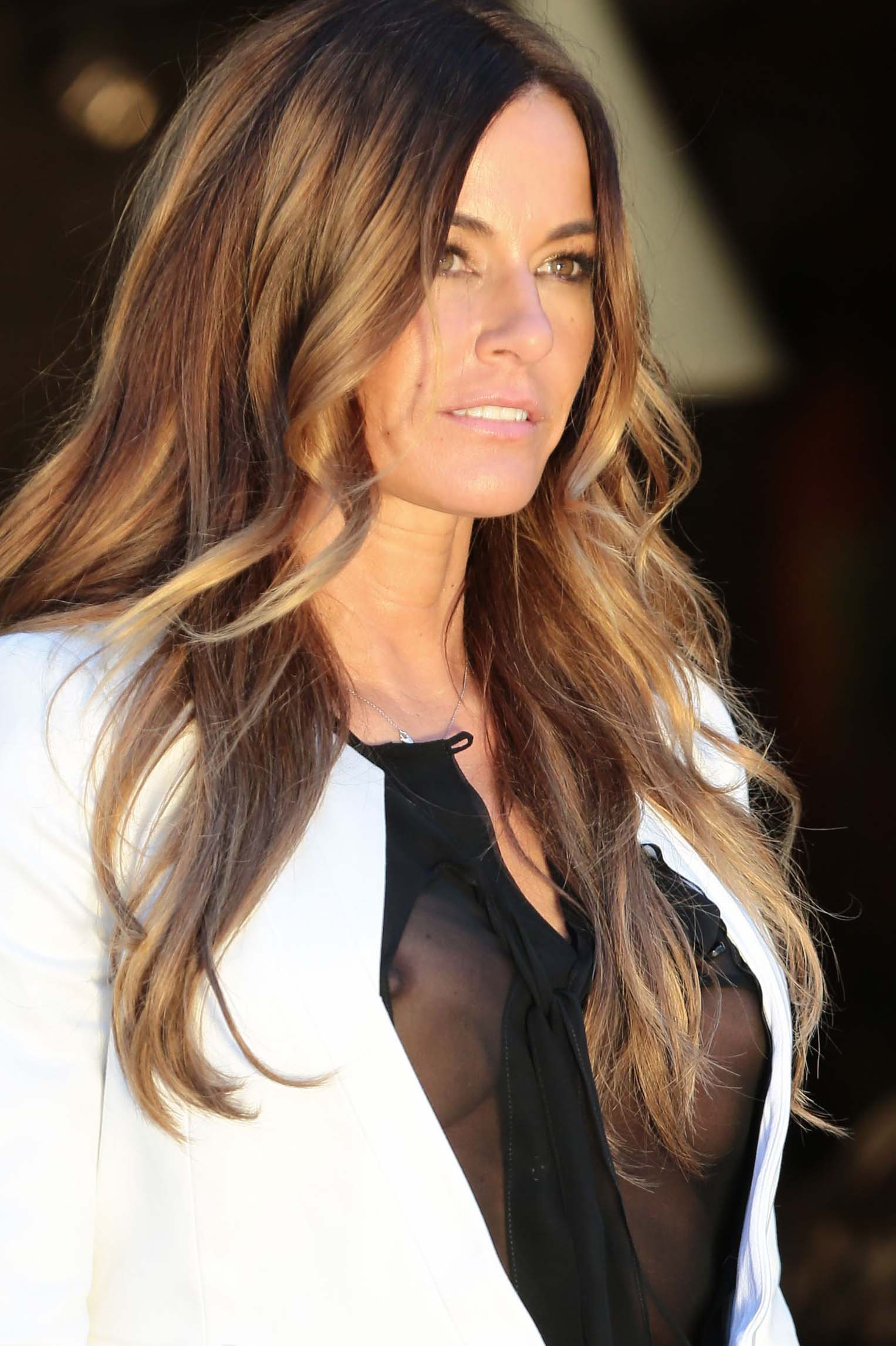 Kelly Bensimon tits