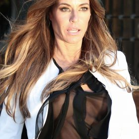 Kelly Bensimon shaved pussy