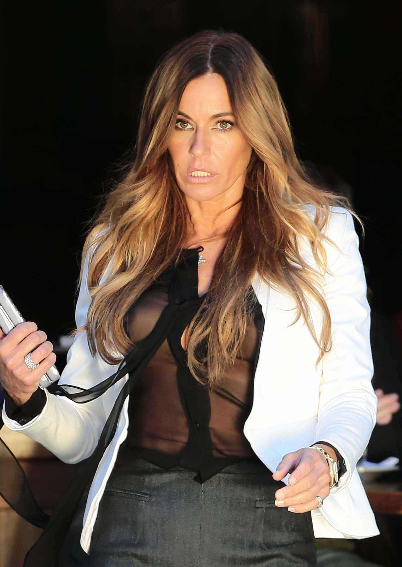 Kelly Bensimon sexy leaks