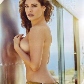 Kelly Brook naked