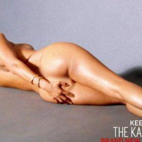 Kourtney Kardashian pussy pic