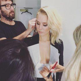 Kristen Bell nipples exposed