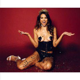 Kyra Santoro tits